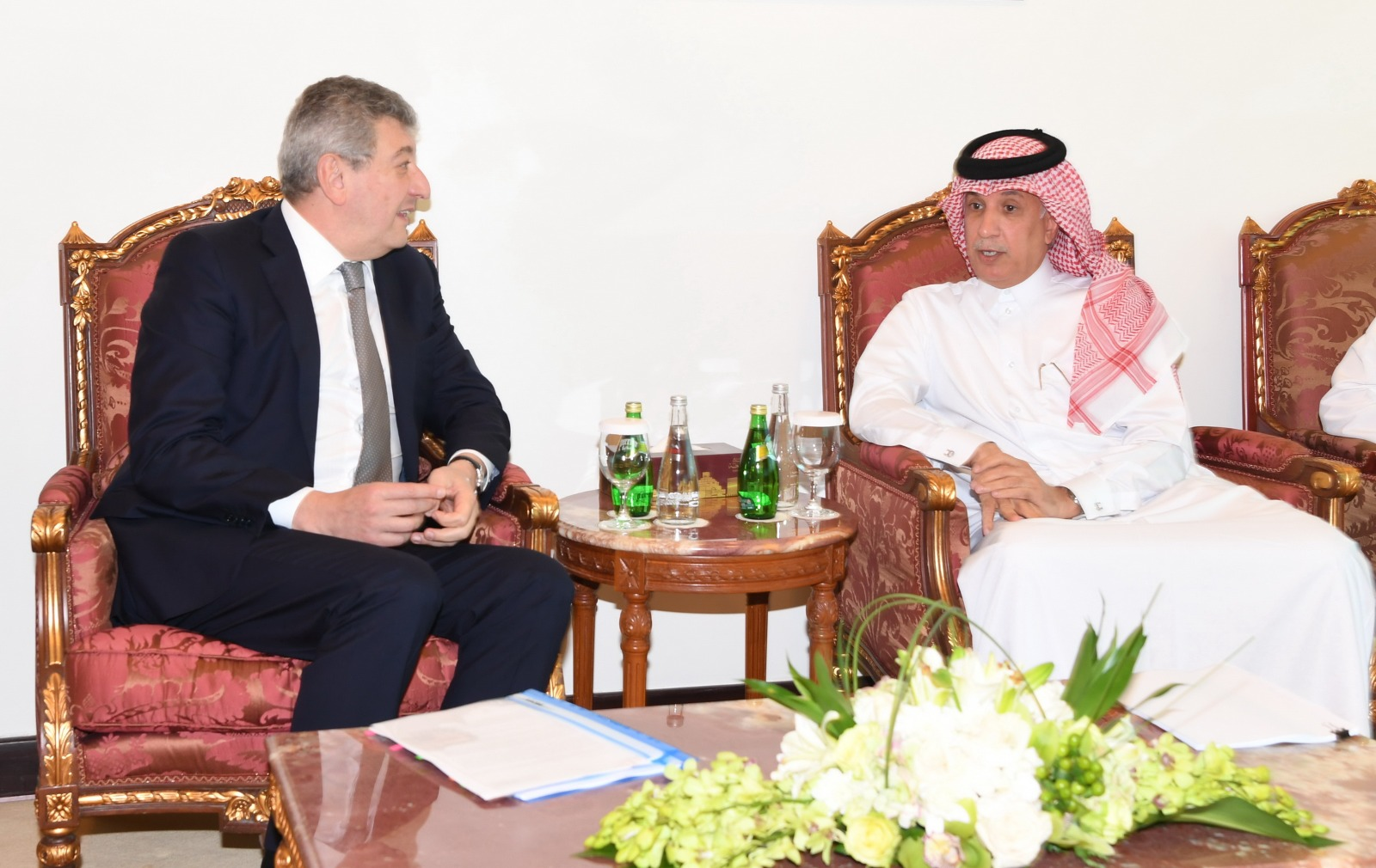 Qatar, Azerbaijan Hold First Round of Political Consultations