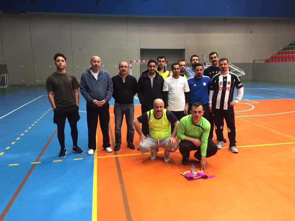 القنصلية العامة لدولة قطر لدى إسطنبول تحتفل باليوم الرياضي للدولة