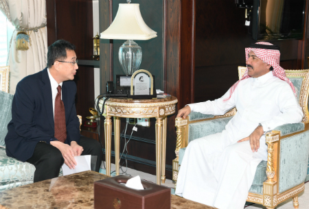 Secretary-General of the Ministry of Foreign Affairs Meets Secretary-General of ACD