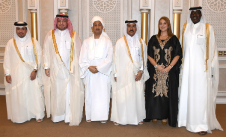 Foreign Ministry's Secretary General Holds Farewell Ceremony for Ambassadors of Sudan, Netherlands