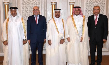 الأمين العام لوزارة الخارجية يقيم حفل وداع لسفير تونس
