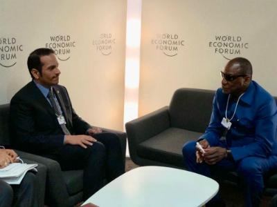 الرئيس الغيني يستقبل نائب رئيس مجلس الوزراء وزير الخارجية