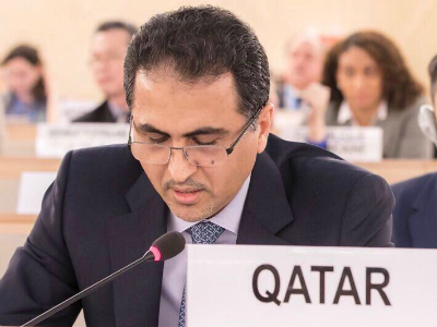 Qatar Affirms Importance of Spreading Values of Equality, Cooperation, Transparency in Addressing COVID-19 Pandemic