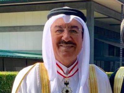 Japan Awards Order of the Rising Sun to Former Qatari Ambassador