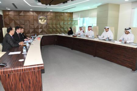 جولة مشاورات سياسية بين دولة قطر والجمهورية القرغيزية
