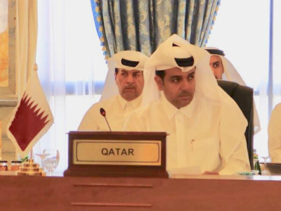 Qatar Stresses Vigorous Efforts to Combat Terrorism and to Drain Its Sources of Funding