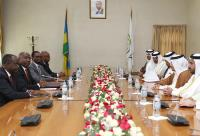 Prime Minister of Rwanda Meets Deputy Prime Minister and Minister of Foreign Affairs