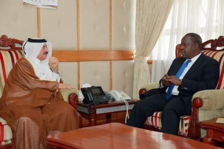 Prime Minister Sends Written Message to Kenyan Interior Secretary