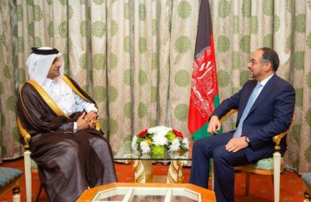 رئيس وزراء طاجيكستان يستقبل المبعوث الخاص لوزير الخارجية