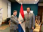 Prime Minister Sends Written Message to Minister of Interior of Paraguay