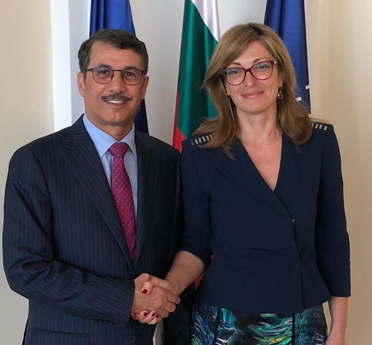 Deputy Prime Minister and Minister of Foreign Affairs Sends Written Message to Bulgarian Counterpart