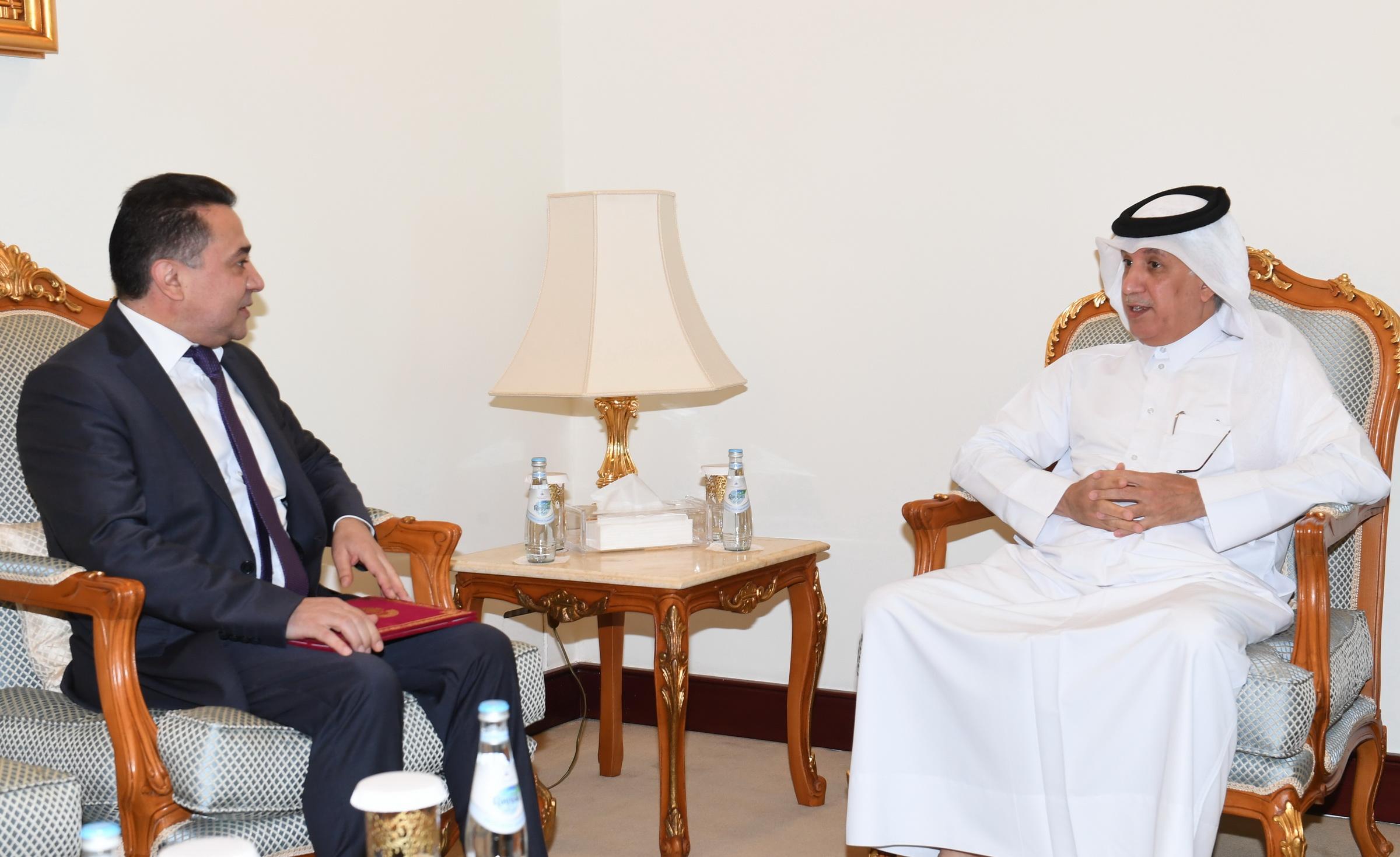 سمو الأمير يتلقى رسالة من رئيس طاجيكستان
