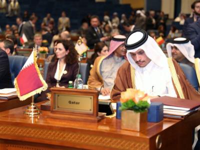 نائب رئيس مجلس الوزراء وزير الخارجية: قطر لم تدخر جهدا في مكافحة الإرهاب والتطرف