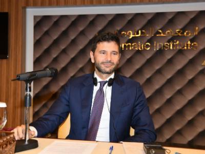 Italian Ambassador : Qatar and Italy