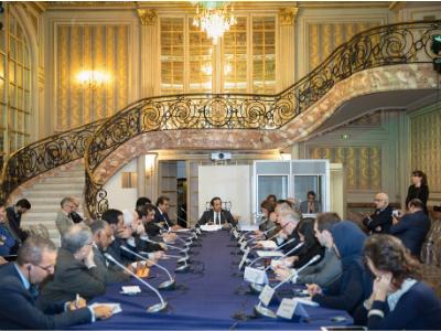 نائب رئيس مجلس الوزراء وزير الخارجية: دولة قطر تبني دبلوماسيتها على أساس مبادئها