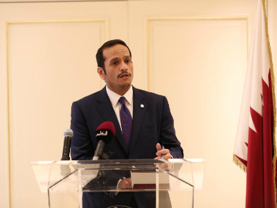 نائب رئيس مجلس الوزراء وزير الخارجية: كلمة سمو الأمير أمام الأمم المتحدة أكدت على ضرورة تجاوز الأزمات طبقا للقانون الدولي