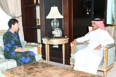 Deputy Prime Minister and Minister of Foreign Affairs Receives Written Message from Dutch Foreign Minister
