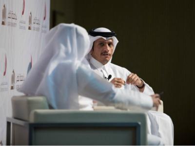 نائب رئيس مجلس الوزراء وزير الخارجية يجدد دعوة قطر إلى اتفاق إقليمي جديد يضمن حماية الدول كبيرها وصغيرها