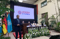 Qatari Acting Charge d'Affairs Participates in Launching of Development Impact Accelerator Lab in Guatemala