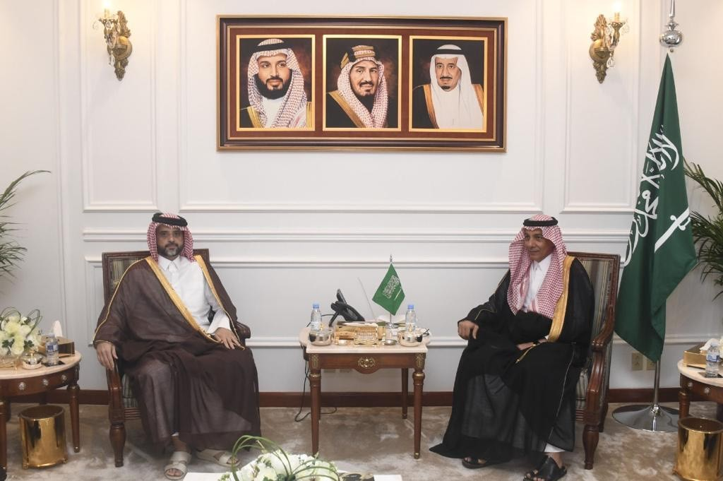 وزارة الخارجية السعودية تسلم الإجازة القنصلية لقنصل عام دولة قطر
