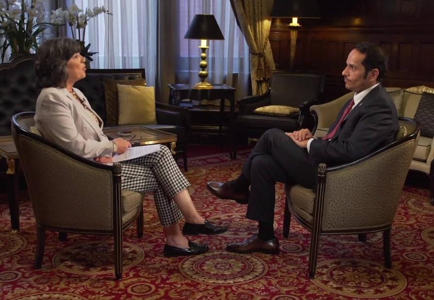 وزير الخارجية: الحصار المفروض على دولة قطر يعد عملا عدائيا