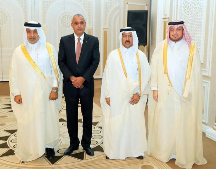 الأمين العام لوزارة الخارجية يقيم حفل وداع للسفير الجزائري