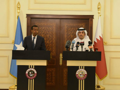 وزير الخارجية: مباحثات سمو الأمير مع الرئيس الصومالي ناجحة ومثمرة