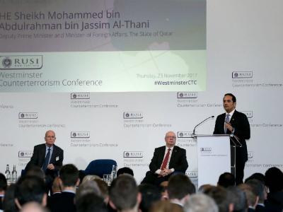 نائب رئيس مجلس الوزراء وزير الخارجية : الانتصار في الحرب على الإرهاب يتطلب جهداً جماعياً عالمياً