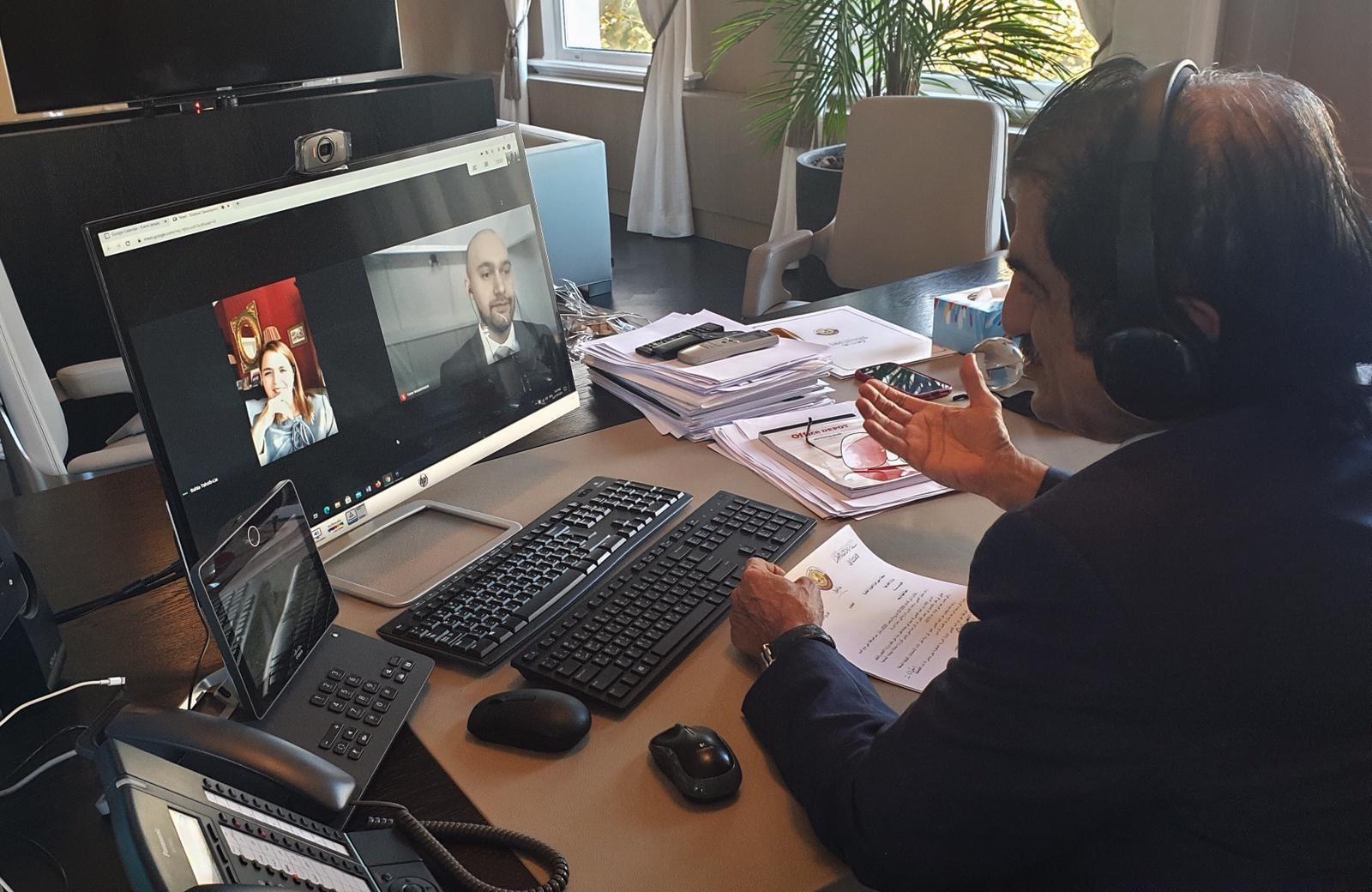 سفيرة حقوق الإنسان بهولندا تهنئ دولة قطر بإعلان سمو الأمير اجراء انتخابات مجلس الشورى