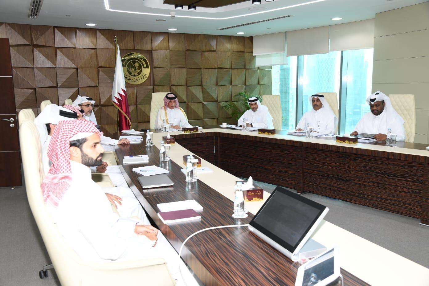 دولة قطر تشارك في الاجتماع التحضيري للدورة الـ 41 للمجلس الأعلى لمجلس التعاون الخليجي
