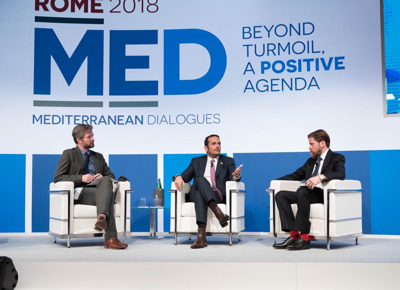 نائب رئيس مجلس الوزراء وزير الخارجية: الشرق الأوسط انتقل من وضع سيئ إلى أسوأ خلال العقد الماضي نظرا لأزماته