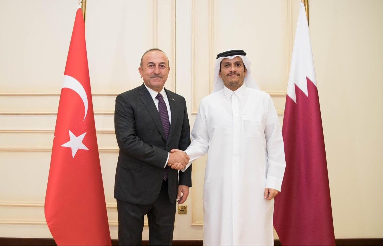 نائب رئيس مجلس الوزراء وزير الخارجية: التحديات التي تشهدها المنطقة تستلزم المزيد من التنسيق لمواجهتها