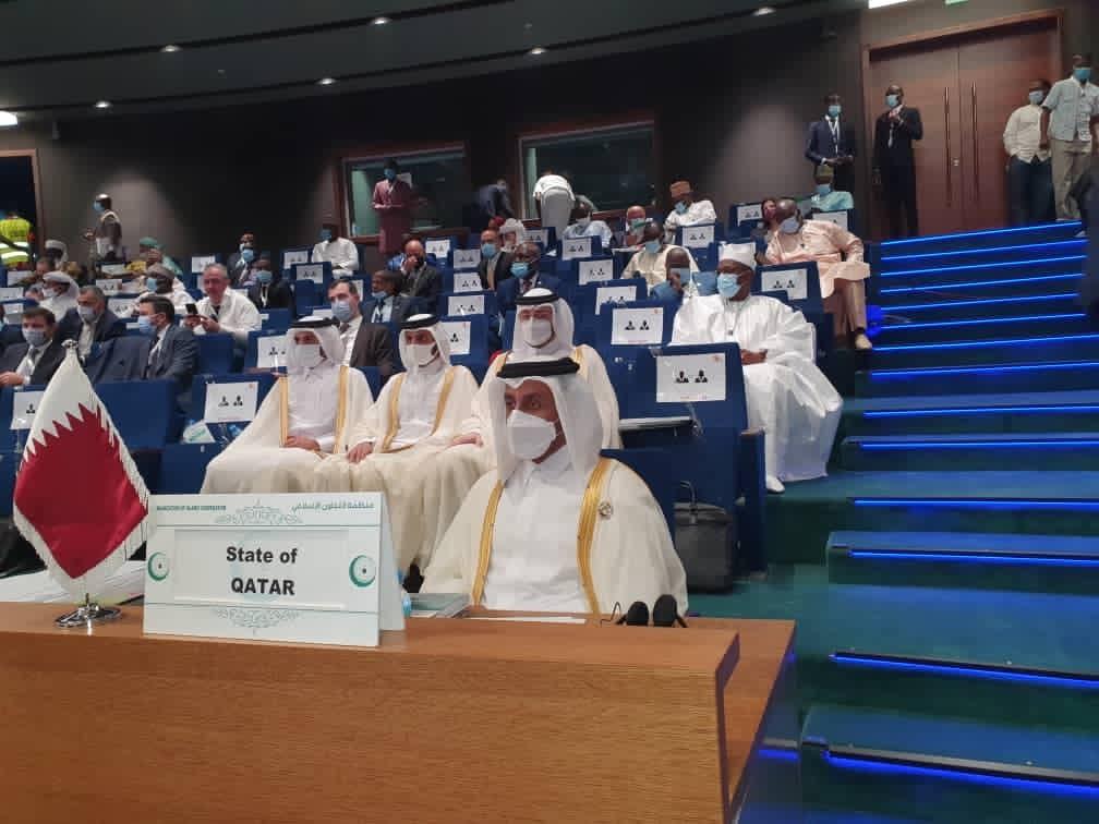دولة قطر تشارك في أعمال الدورة الـ47 لمجلس وزراء الخارجية لمنظمة التعاون الإسلامي