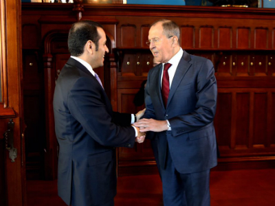 Foreign Minister : Qatar Committed to Approach of Dialogue in Resolving Differences with Neighboring Countries