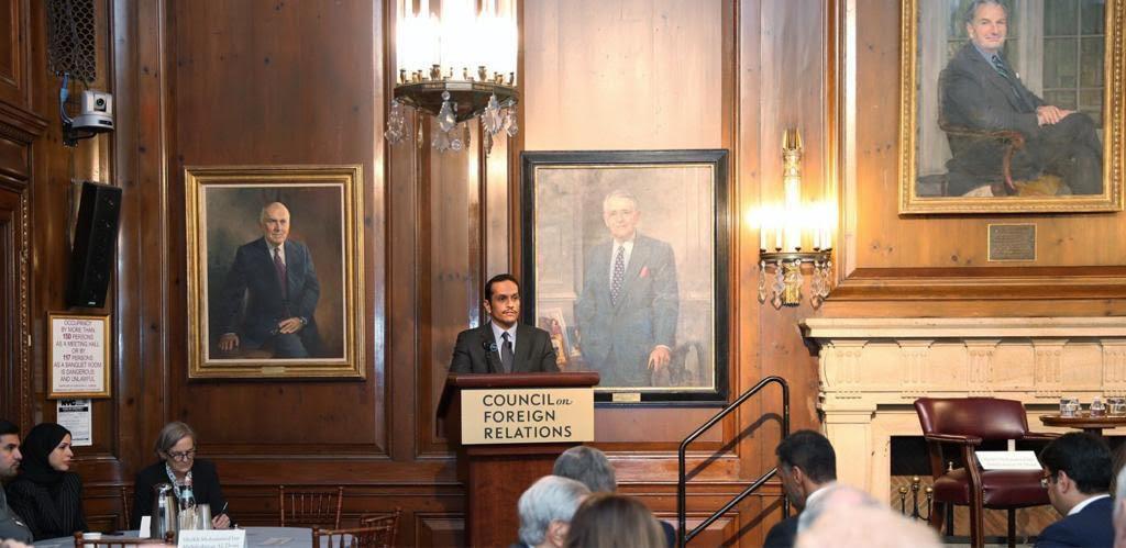 نائب رئيس مجلس الوزراء وزير الخارجية: قطر آمنة ومزدهرة وتسير في طريق مختلف منذ سنوات