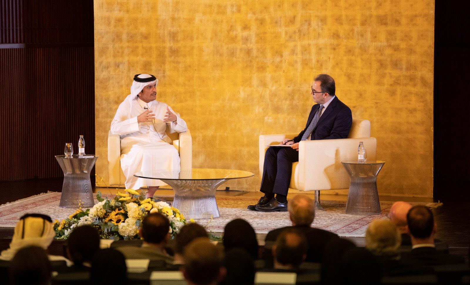 نائب رئيس مجلس الوزراء وزير الخارجية: الحصار نقطة تحول للجغرافية السياسية في المنطقة