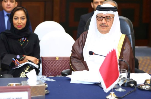 Qatar Partakes in Council of Arab Social Affairs Ministers' Meeting