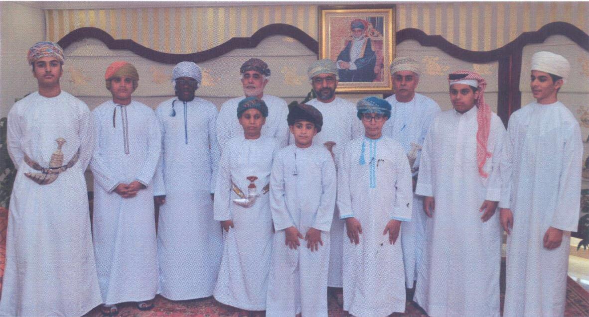 سفارة دولة قطر لدى سلطنة عمان تشارك في يوم الطفل الخليجي