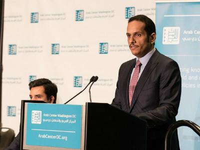 وزير الخارجية: الحل السياسي هو السبيل الوحيد لإنهاء الأزمة الخليجية