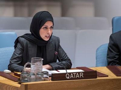 دولة قطر تؤكد أن أجندة المرأة والسلام والأمن ضمن أولويات سياستها الشاملة