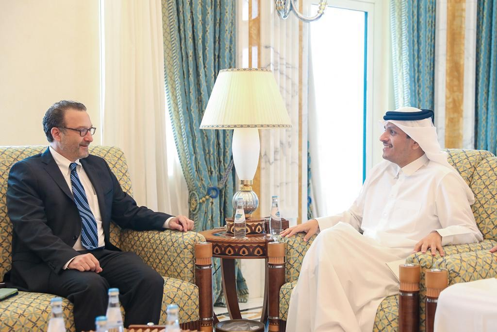 Deputy Prime Minister and Minister of Foreign Affairs Meets US Assistant Secretary of State