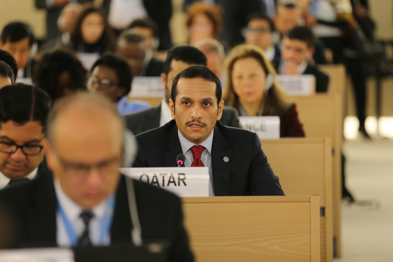 وزير الخارجية: انحياز قطر لحقوق الإنسان من أهم أسباب محاولة فرض الوصاية عليها