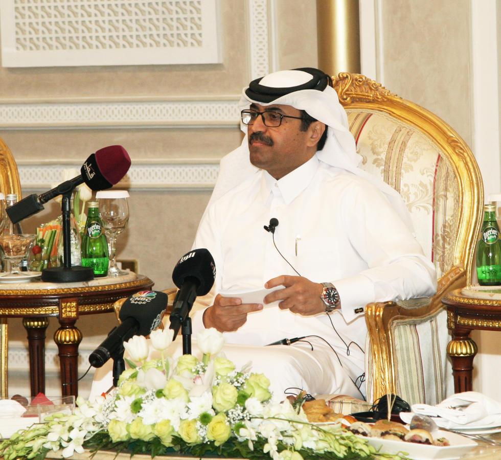 قطر سلمت جميع شحنات النفط والغاز لعملائها رغم الحصار