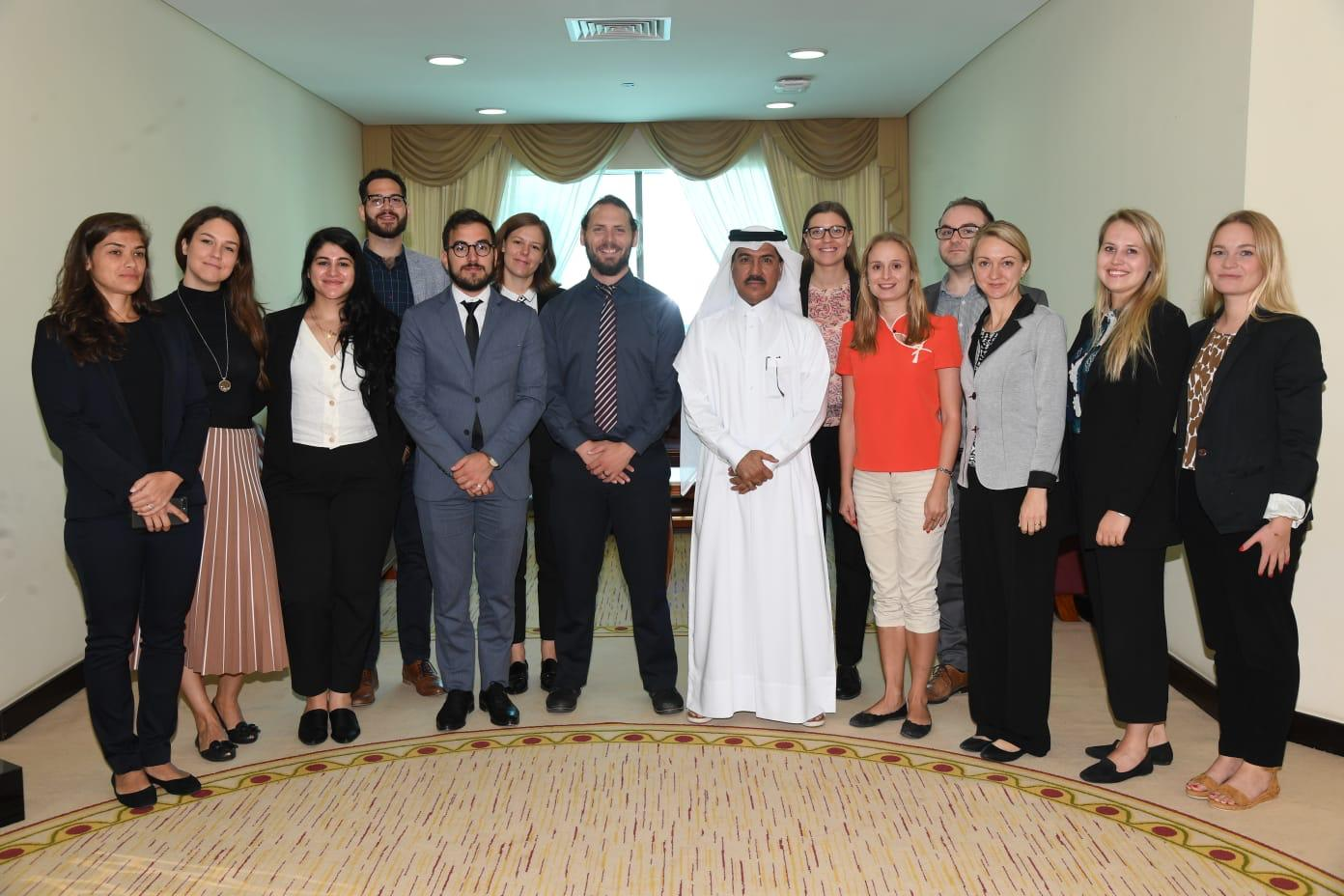 UN Alliance of Civilizations Delegation Concludes Successful Visit to Qatar