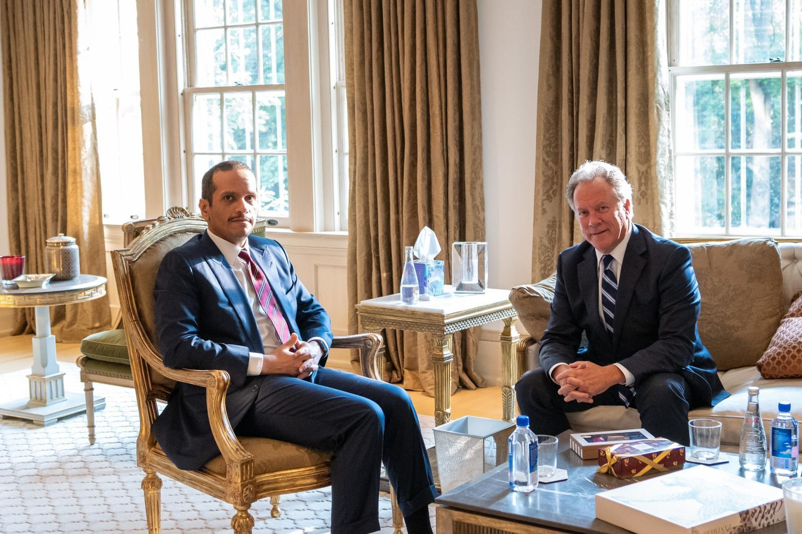 Deputy Prime Minister and Minister of Foreign Affairs Meets Executive Director of World Food Programme