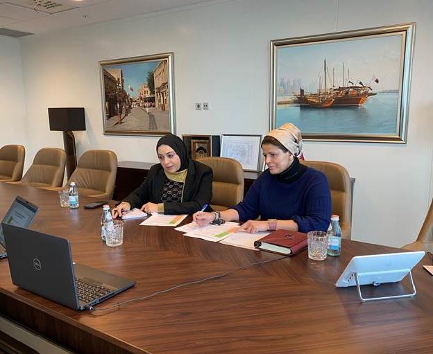 سفيرة قطر لدى السويد تنظم لقاءً حول الدور المحوري للمرأة في الحياة السياسية