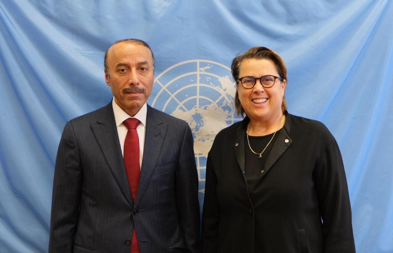 Qatar, UNOOSA Discuss Joint Cooperation