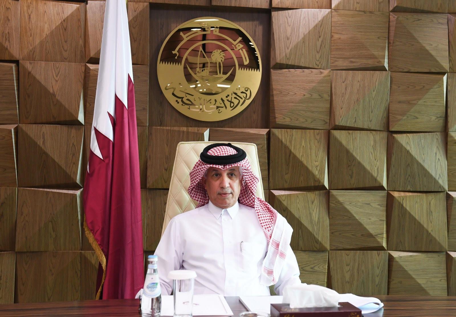 دولة قطر تشارك في مؤتمر جنيف الوزاري الدولي حول أفغانستان