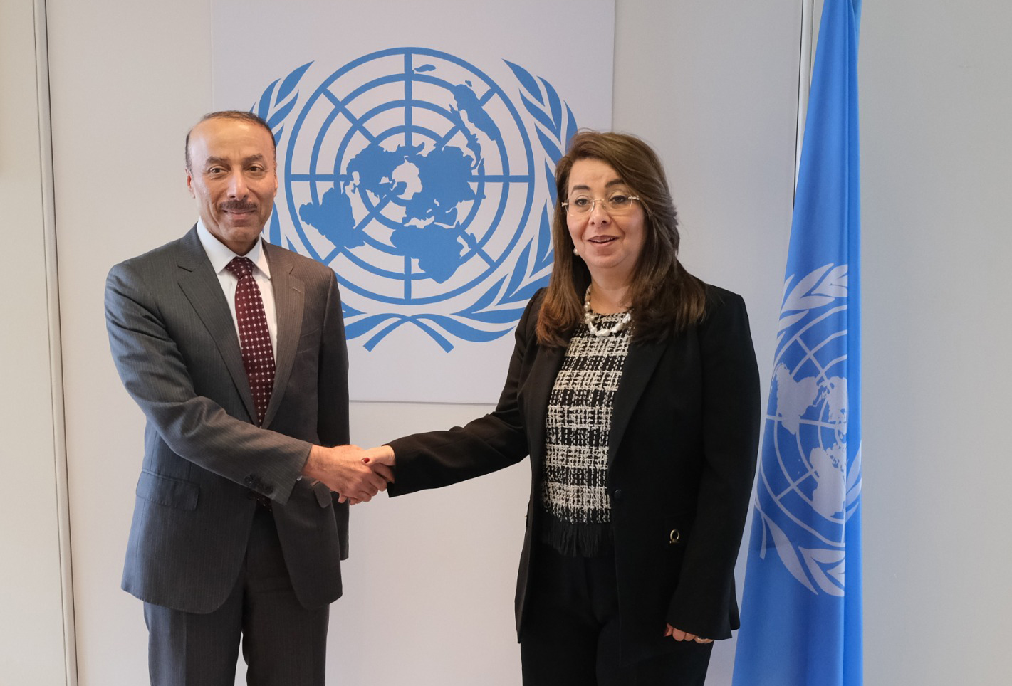 Deputy Prime Minister and Minister of Foreign Affairs Sends Message to Director-General of the United Nations Office on Crime and Drugs