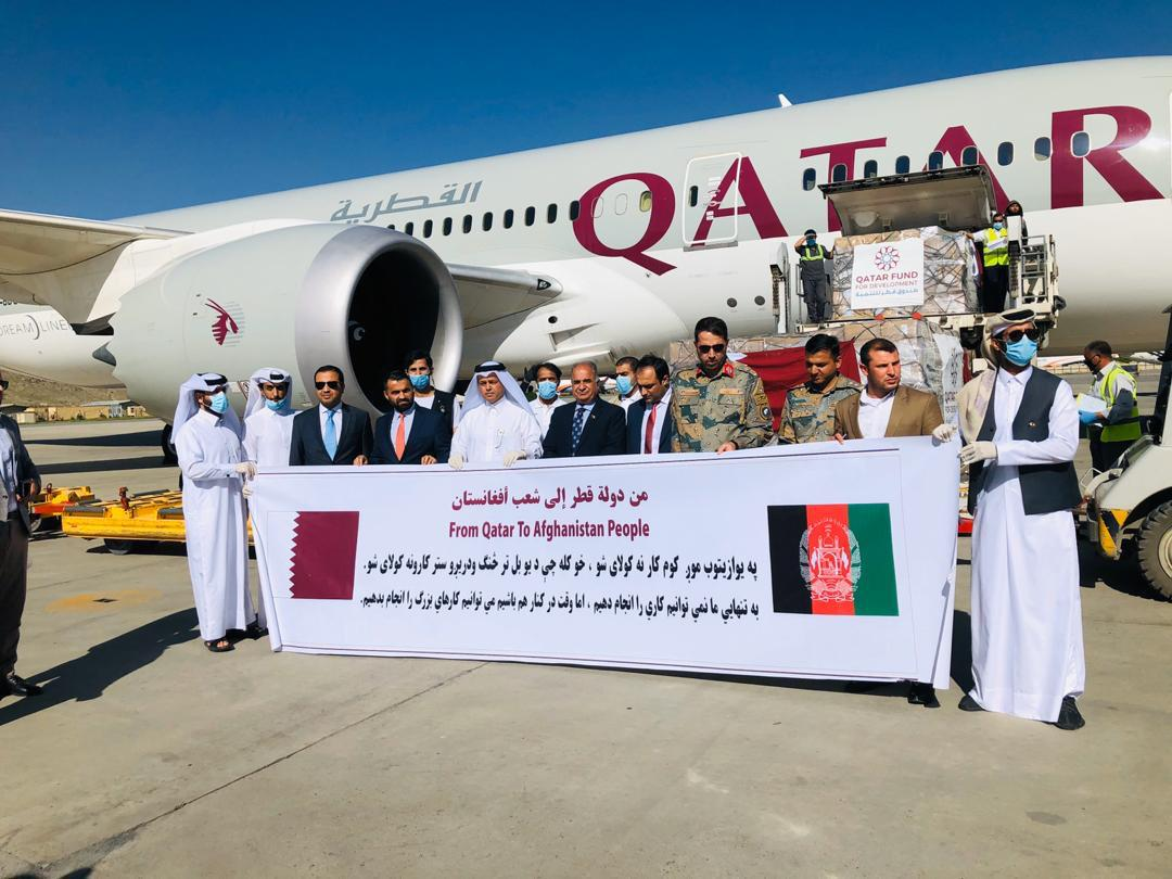 Urgent Medical Aid Shipment Arrive in Afghanistan
